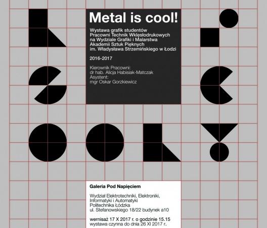 Metal is cool!