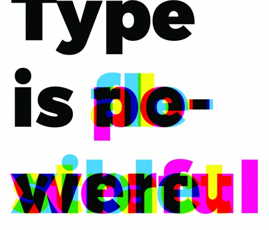 Type is...