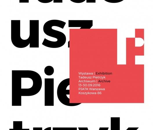Tadeusz Pietrzyk Archive
