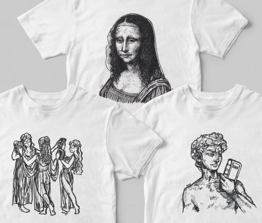 Projekty T-shirtów #1