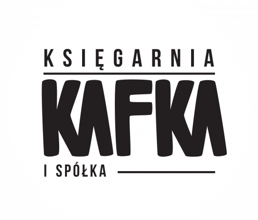 Logotyp dla księgarni Kafka i spółka