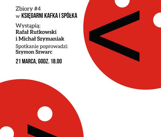 Plakaty dla księgarni Kafka i spółka #1