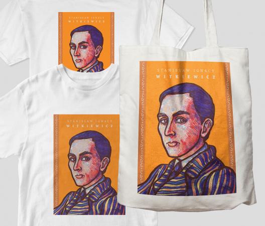 Poczet Poetów Klasycznych - Koszulki i Torby
