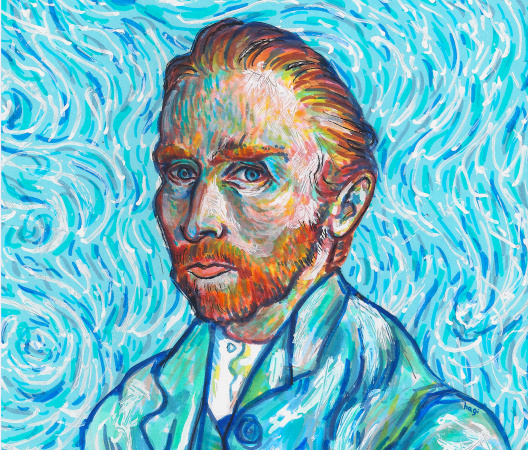 Vincent van Gogh - Ilustracja