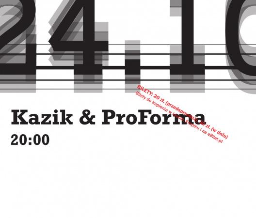 afisz koncertowy