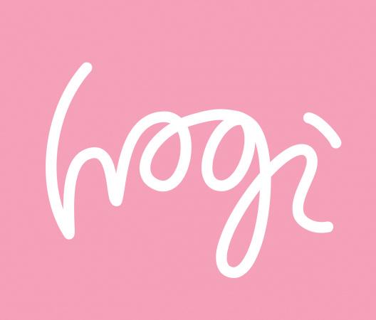 """Logotyp """"hagi"""""""